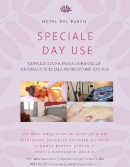 Speciale Day Use